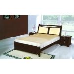 Деревянная кровать 020C
