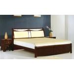 Деревянная кровать 025C