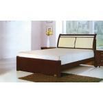 Деревянная кровать 066C