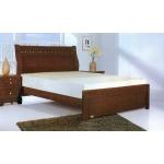 Деревянная кровать 317E-318E