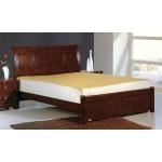 Деревянная кровать 391A-392A