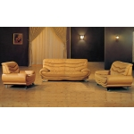 Кожаный диван 602