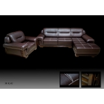 Кожаный диван МК-01