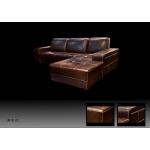 Кожаный диван МК-02