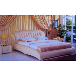 Двуспальная кровать P017